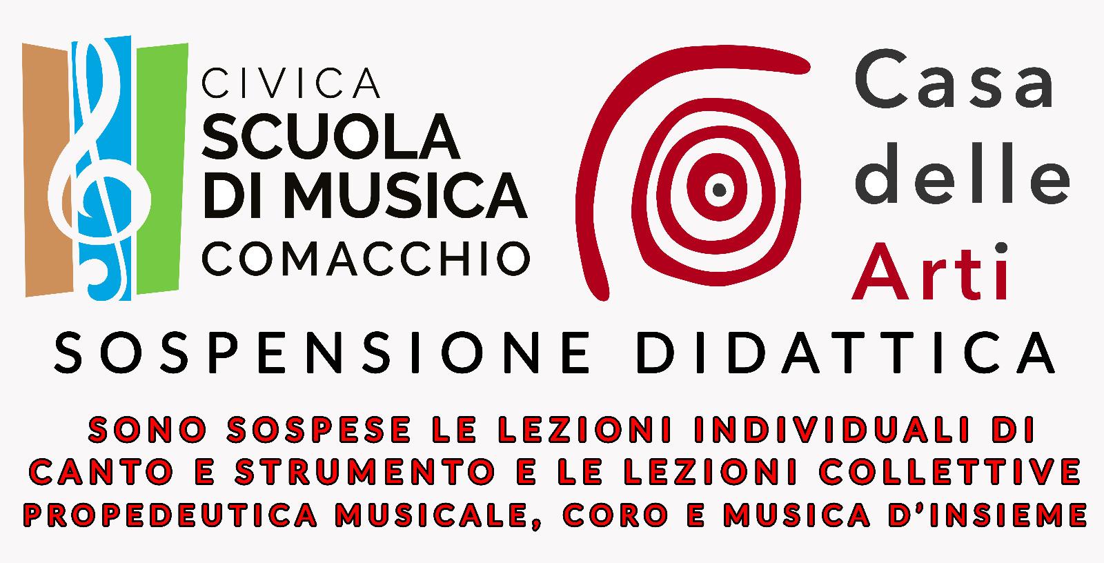 Sospensione 9 marzo Comacchio